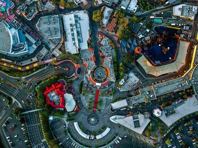 , 'LA 62 Universal Studios, Hollywood, CA,' 2016, Bau-Xi Gallery