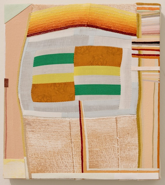 , 'Center Stripes,' 2019, James May Gallery