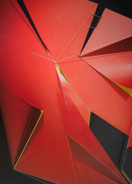 , 'Konstrukt 81,' 2012, Von Lintel Gallery