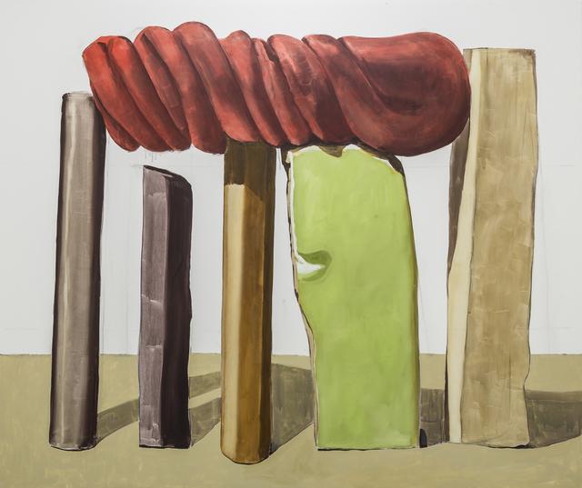 , 'Dock,' 2014, Mai 36 Galerie