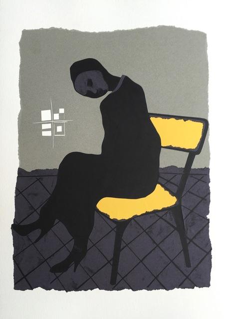 , 'Seated, Figure VII,' 2016, ARTLabAfrica