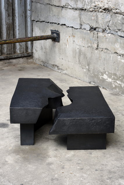 , 'San Andreas II coffee table,' 1995, Magen H Gallery