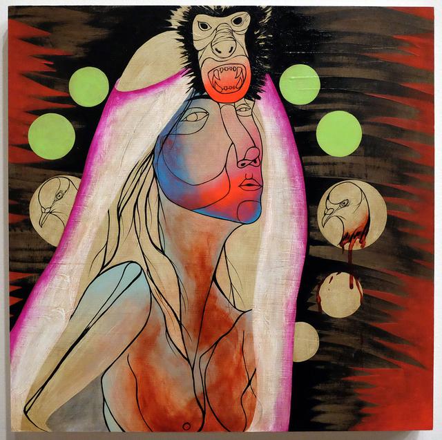 , 'Monkey Bride,' 2013-2014, ANNO DOMINI