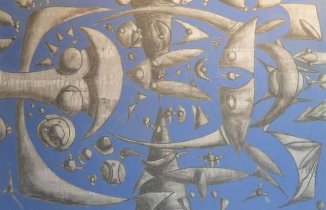 , ' El Boulevard de los Suenos,' , JF Gallery