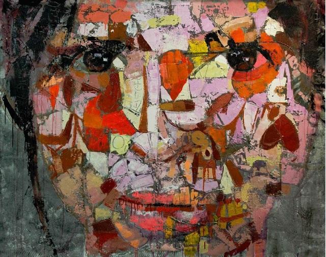 , 'Paidia VII,' 2017, Bill Lowe Gallery