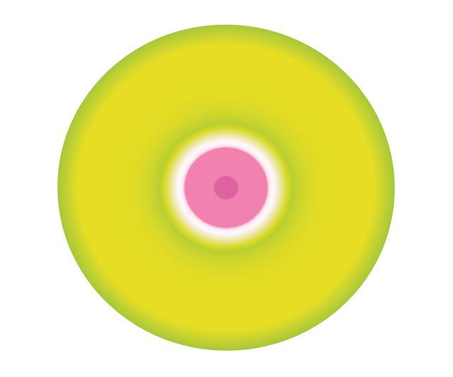 , 'Pink Center Circle,' , ArtStar