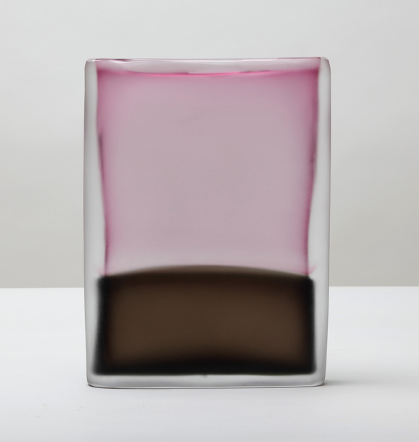 , 'Tokyo-Ga (Rubino - Terra d'Ombria),' 2017, James Barron Art