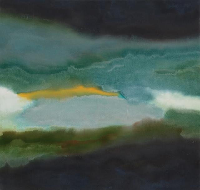 , 'Storm, Valentine Grasslands,' 2017, Michael Warren Contemporary