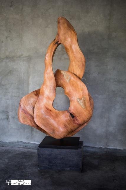 , 'Trisula,' 2018, HAD Gallery