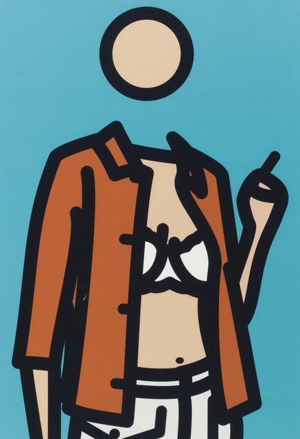 , 'Ruth With Cigarette 1 ,' 2005, Maddox Gallery