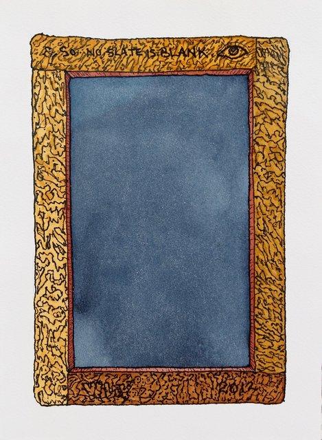 , 'No Blank Slate,' 2012, Hosfelt Gallery