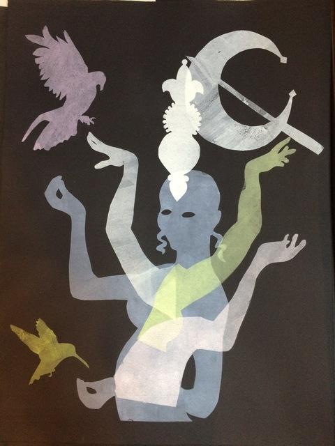 , 'Hummingbird I,' 2016, Deep Space Gallery
