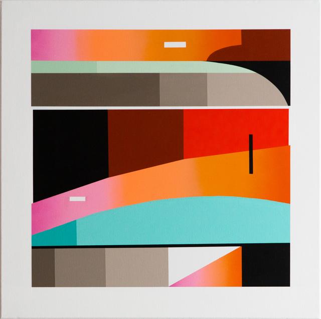 RAWS, 'Confused 01', 2018, Urban Spree Galerie