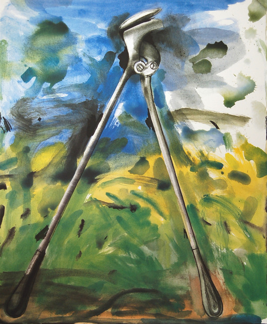 , 'The Astra Tool,' 1985, Zane Bennett Contemporary Art