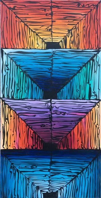 , 'Maelstrom 19,' 2019, Deep Space Gallery