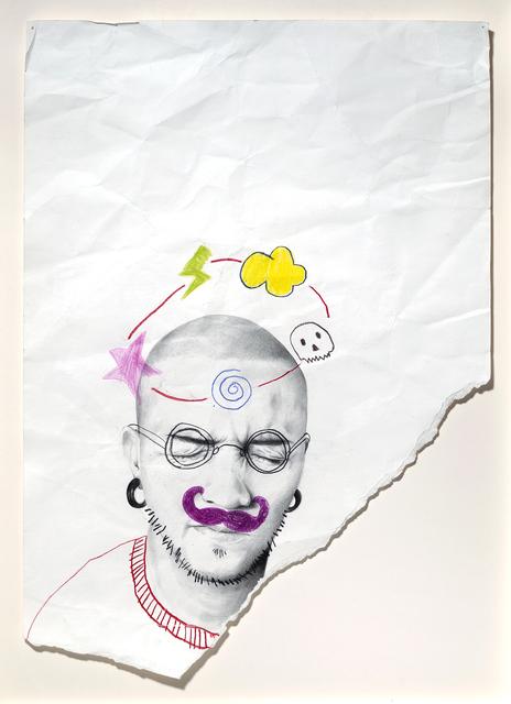 , 'Mi papá con migraña,' 2015, Galerie C.O.A