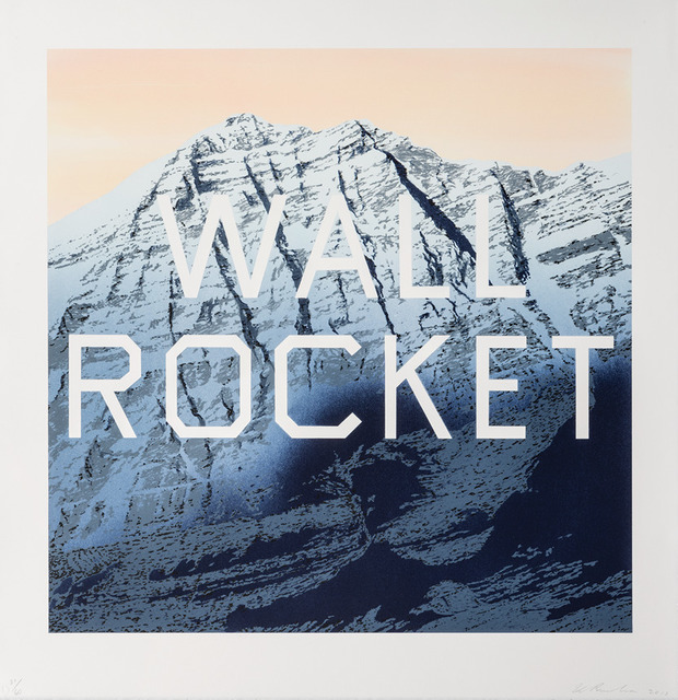 , 'Wall Rocket ,' 2010, Maddox Gallery