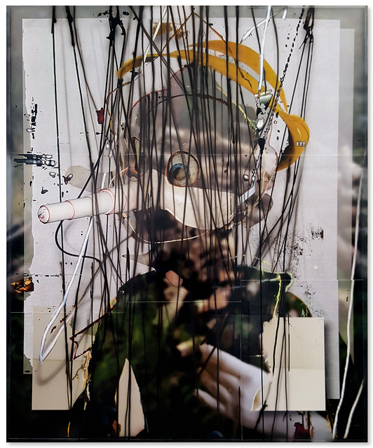 , 'Moral Fiber,' 2016, Catharine Clark Gallery