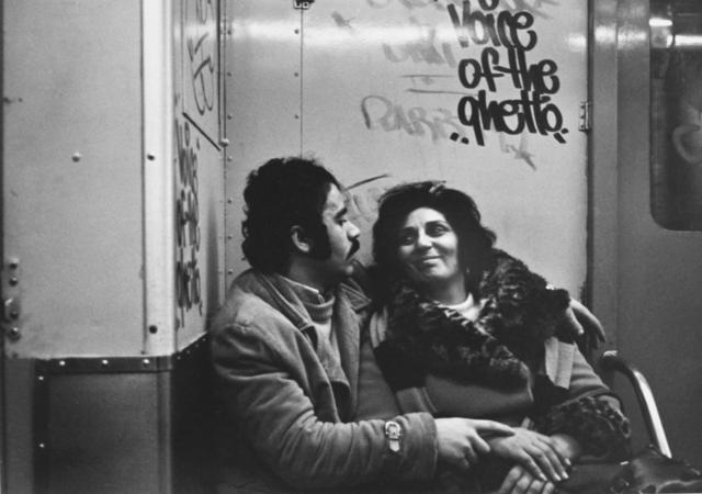 Helen Levitt, 'NYC', 1978, G. Gibson Gallery