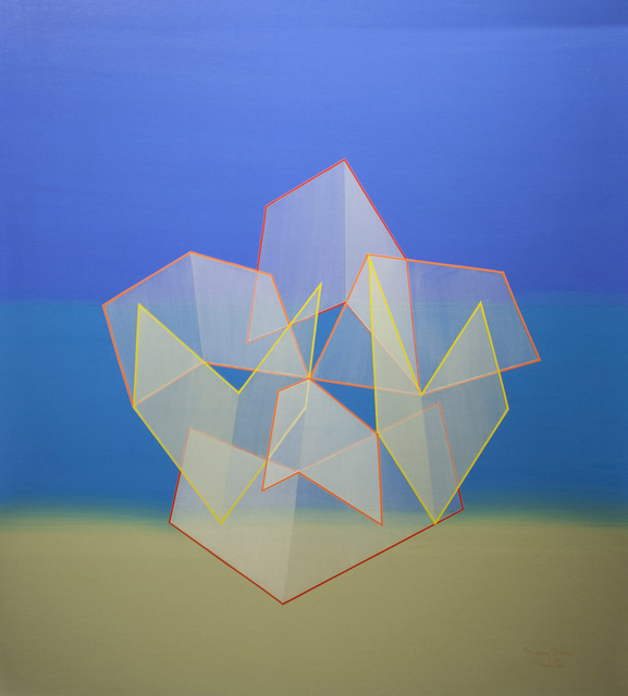, 'Cote d'Azur,' 1982, Richard Norton Gallery
