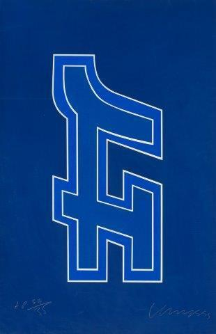 Chryssa Vardea-Mavromichali, 'Times Square, Fragment No 9', 1979, Roseberys