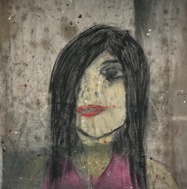 , 'Untitled (girl),' ca. 2019, ShockBoxx