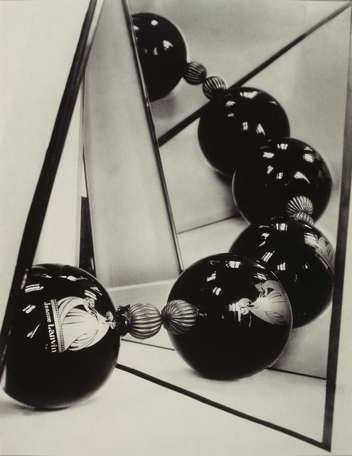 , 'Jeanne Lanvin,' 1929, Jeu de Paume