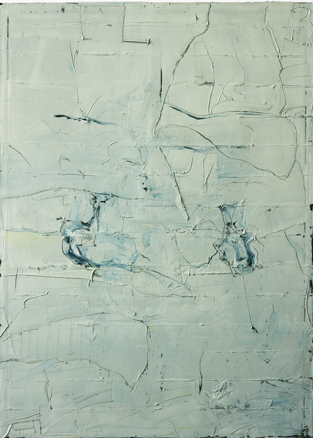 Felix Becker, 'untitled (Drei)', 2018, Galerie Heike Strelow