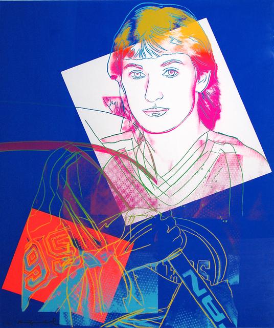 Andy Warhol, 'Wayne Gretzky', 1984, Nikola Rukaj Gallery