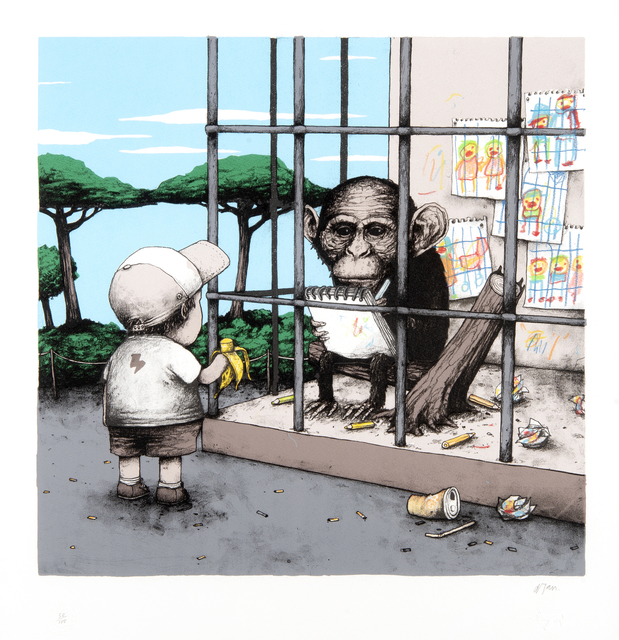 dran, 'Exhibit', 2010, Tate Ward Auctions