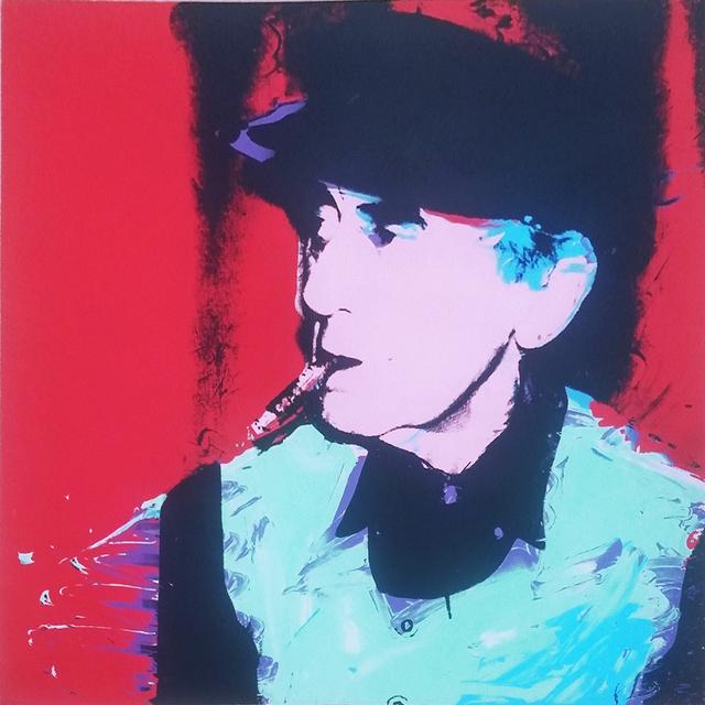 Andy Warhol, 'MAN RAY FS II.148', 1974, Gallery Art