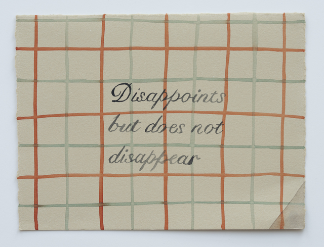 Julia Kuhl, 'Domestic Textiles Series, Disappoints ', 2019, frosch&portmann