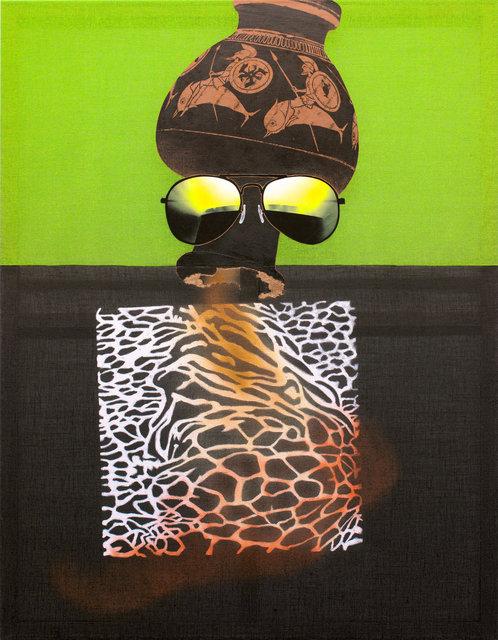 , 'Smokey and Bunty,' 2016, Galerie Martin Janda