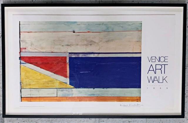 Richard Diebenkorn, 'Venice Art Walk', 1989, Alpha 137 Gallery