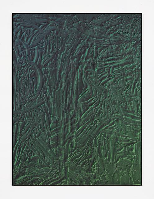 , 'Oxide painting 045,' 2018, Eduardo Secci Contemporary