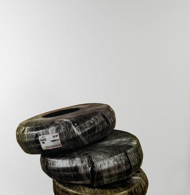 , 'Lavoro - Rotoli di passacavi,' 2008-2011, Luhring Augustine