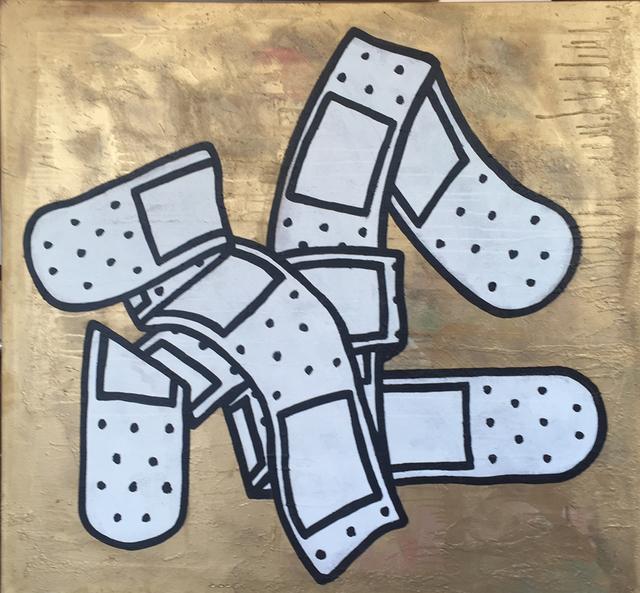 , 'Bandaid,' 2015, Dan Gallery