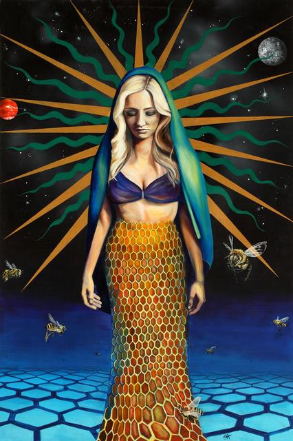 , 'Apidae (Honey Bee),' 2015, Bitfactory Gallery