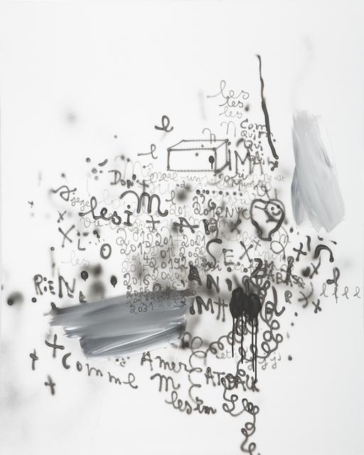 , 'RIEN SEX M,' 2012, Nogueras Blanchard