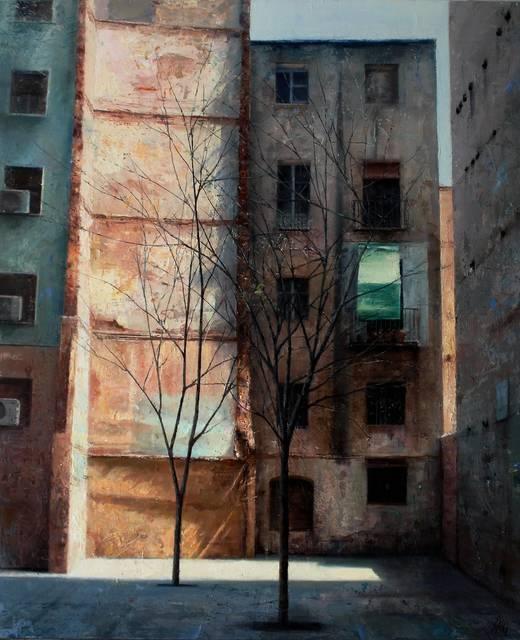 , 'Ciutat Vella,' 2016, Sala Parés - Galería Trama