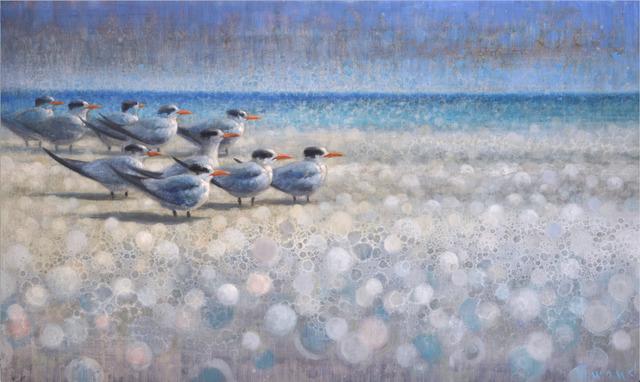 , 'Resting Royal Terns,' , Stremmel Gallery