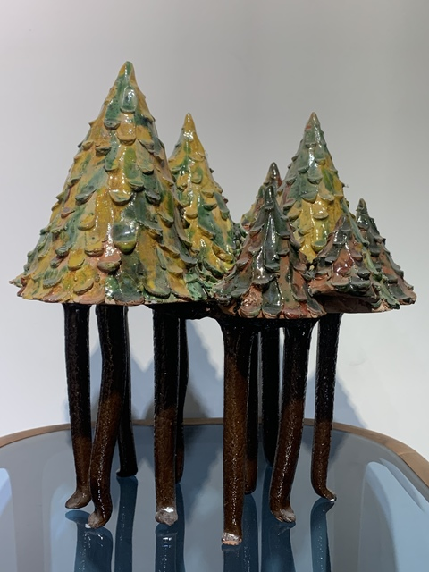 , 'Forest,' 2019, Galerie Studiolo