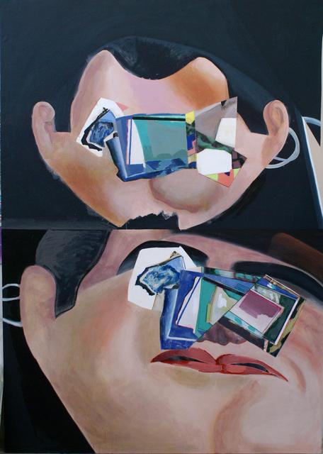 , 'Implantación de sueños,' 2015, Luis Adelantado