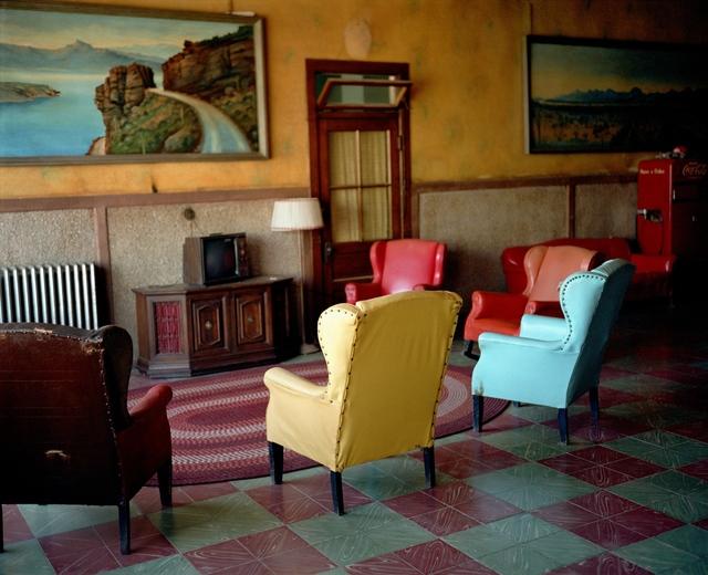 , 'Lounge Painting # 2, Gila Bend, Arizona,' 1983, Blain | Southern