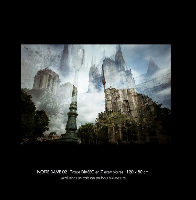 , 'Notre-Dame 2 PARIS,' 2017, art&emotion Fine Art Gallery