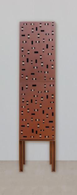 , 'Klimt Cabinet,' 2016, PILAR CLIMENT