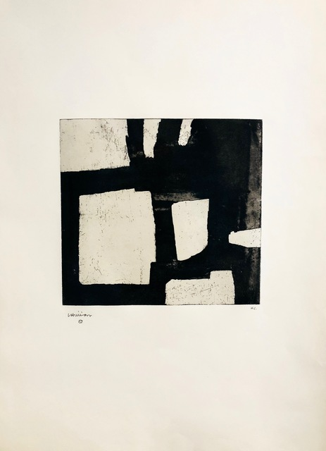 Eduardo Chillida, 'Bat Zapi', 1970, Galerie Leu