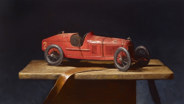 , 'Antique Alfa Romeo,' 2016, Grenning Gallery