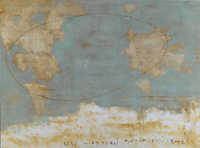 , 'Mappa del Mondo,' 2016, Partners & Mucciaccia