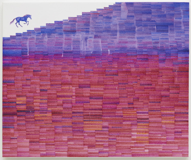 , 'Atop of the City,' 2015, Tomio Koyama Gallery